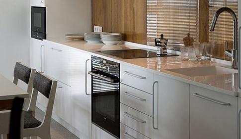 现代简约风格整体厨房